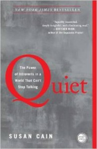 Book about introverted personality traits