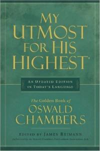 oswald chambers unanswered prayers