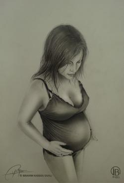 bathing pregnancy