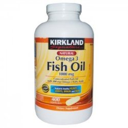Fish Oil Food for Regular Periods