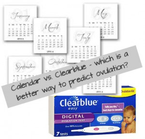 clearblue digital ovulation predictor test