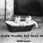 in vitro fertilization twins