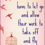 How to Let Go of Your Writing
