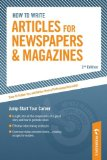 How to Write Interesting Newspaper Articles