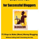 The Make Money Blogging eBook &#8211; and My Top 10 Tips 