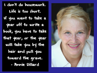 "seeing essay by annie dillard 21-5-2010 6 thoughts on "" a single death is a tragedy a million annie dillard essay seeing deaths is a statistic "" mary october 8, 2011 at 3:48 pm soli."