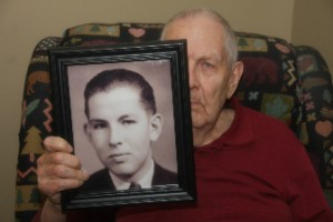 Elderly People With Lewy Body Dementia